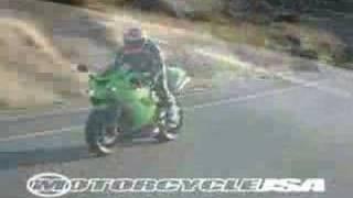 9. 2006 Kawasaki Ninja ZX-10R Review - MotoUSA