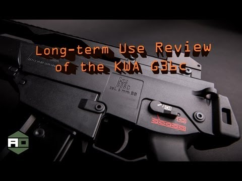 AirsoftObsessed1 - Dave takes a look at the internals of the KWA G36 after a summer of hard play. Subscribe to our website by email or RSS for updates! News & reviews: www.airs...