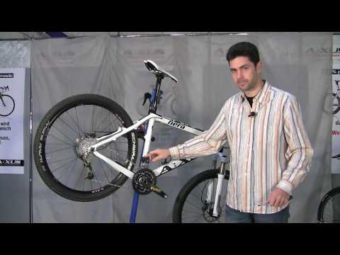 Fahrrad - Schaltwerk perfekt einstellen