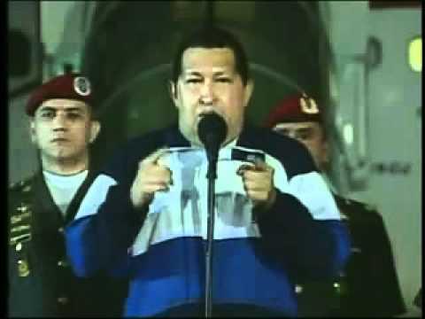 Predicciones 2012 Venezuela - Chavez muere