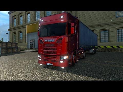 Scania S730 V8 New Generation