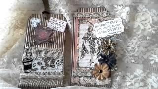 Mar 9, 2015 ... Handmade Tags. Patricia P ... My handmade Boxed Mini Album with Multiple nPockets & Tags - Glitz Design - Duration: 9:31. Snowflakes...