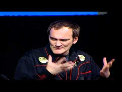 "Quentin Tarantino and Robert Rodriguez talk ""Grindhouse"""
