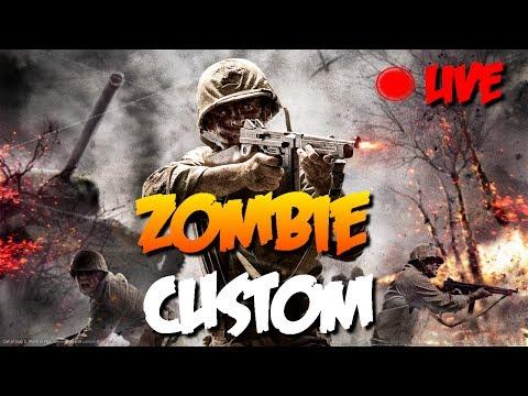 [CUSTOM ZOMBIES] map Nazi Zombies UGX Christmas