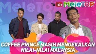 Coffee Prince masih mengekalkan nilai-nilai Malaysia   Zain Hamid, Fahrin Ahmad, Sean Lee, Faez Azem
