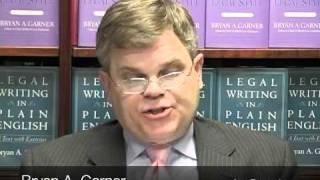 Bryan Garner's Better Legal Memos