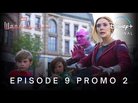 WandaVision | Episode 9 Promo | Disney+