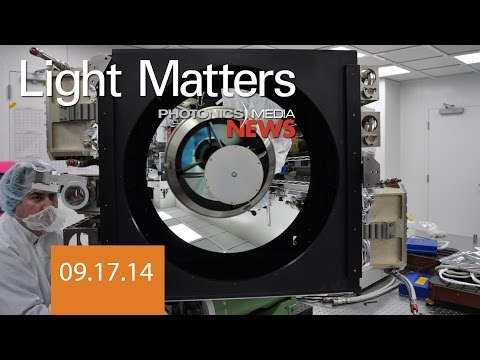 Bug-Eye Sensors & Air Pollution Measurements - Light Matters 09.17.2014