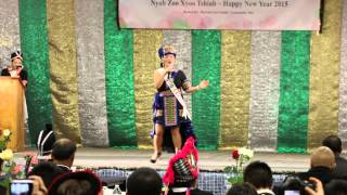 Merced Hmong New Year Miss Hmong Central Valley Pageant Talent 2015