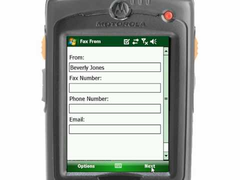 Canvas Detailed Fax Cover Sheet Mobile App.mp4