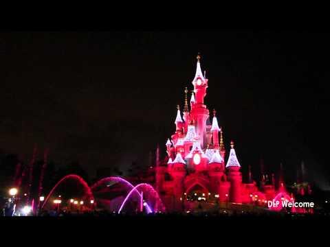 Christmas Moment – Disneyland Paris
