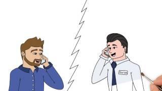 Autoklasa - promocyjne doodle video, whiteboard animation