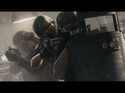Rainbow Six Siege Gameplay Trailer | Video