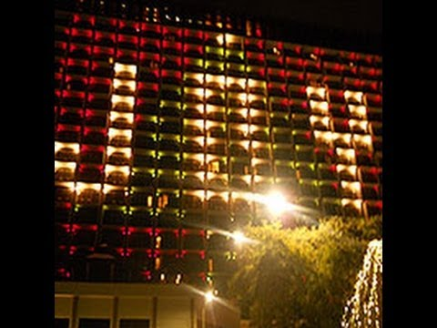 video:Happy Holidays from Hilton Palacio del Rio