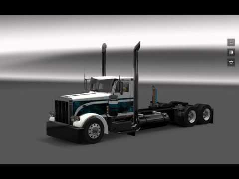 Modified Peterbilt 389 v2.0