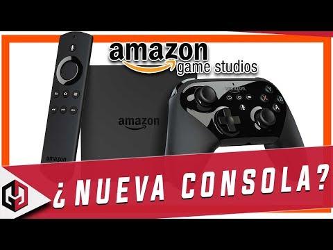 Modelos de uñas - ¡AMAZON TENDRÁ SU CONSOLA DE JUEGOS EN LA NUBE!   amazon - juegos - streaming - nube