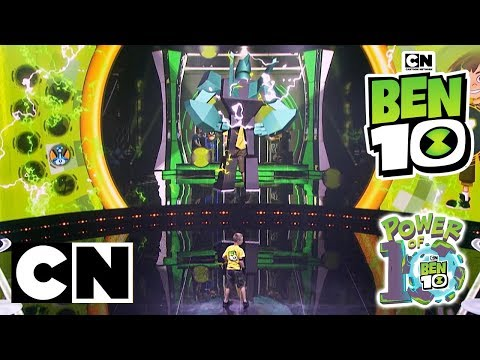 Ben 10 Challenge | Episode 4 👽  | Cartoon Network