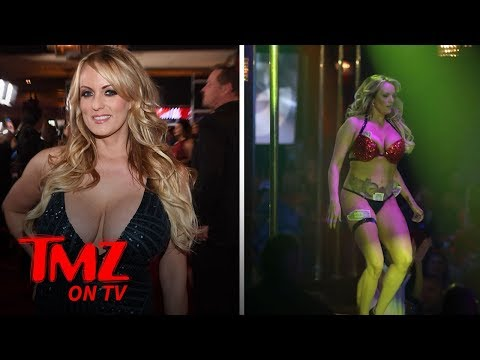 Stormy Daniels Offered Tons Of Money To Help Pay Off Legal Fees | TMZ TV
