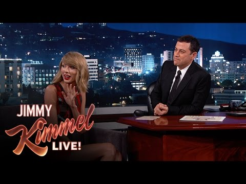 taylor - Taylor faces the music booker from our show who turned her down before she was famous. SUBSCRIBE to get the latest #KIMMEL: http://bit.ly/JKLSubscribe Watch the latest Mean Tweets: http://bit.ly/...