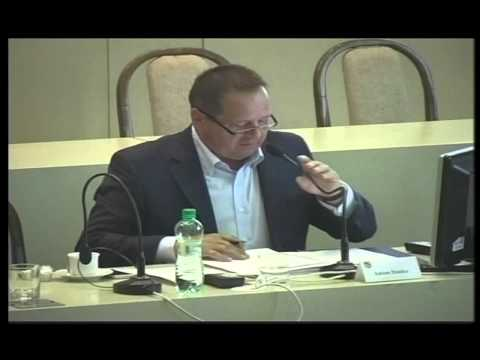 Zastupiteľstvo PSK - august 2012