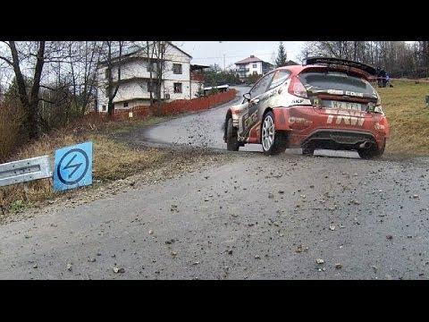1 Rajd Arłamów 2014 | Etap 1 [MotoRecords.pl]