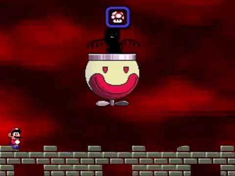 Super Mario World Secret Boss (Sprite Animation)