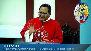 Video JUMAT AGUNG : Yesus adalah Kasih dan HAKIM kebenaran MP3, 3GP, MP4, WEBM, AVI, FLV April 2019
