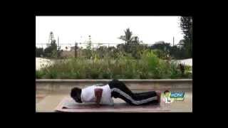 Yoga: Surya Namaskar Demonstration - Tamil