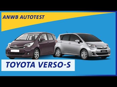 ANWB test Toyota Verso-S