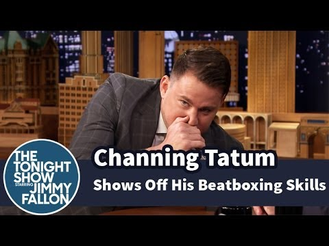 CHANNING TATUM - Jimmy talks to Channing about being a new dad and his birthday cake face-smashing tradition. Subscribe NOW to The Tonight Show Starring Jimmy Fallon: http://...
