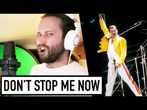 "Queen  ""Don't Stop Me Now"" Cover"