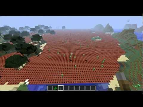 Minecraft - 10 Ways to Kill a Creeper