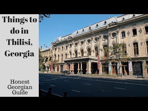 Things to do in Tbilisi, Georgia (Honest Georgian Guide)
