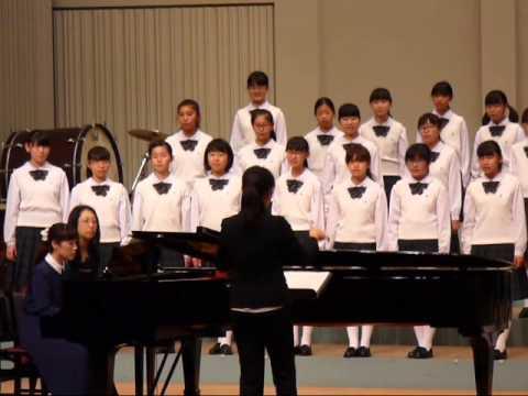 少女コーラス 熊谷市立富士見中学校音楽部