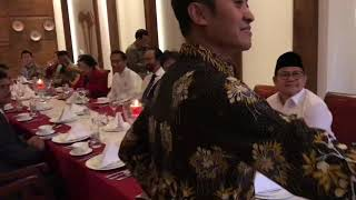 Video Suasana Finalisasi Cawapres Jokowi MP3, 3GP, MP4, WEBM, AVI, FLV Mei 2019
