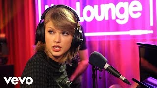 Video Taylor Swift - Riptide (Vance Joy cover in the Live Lounge) MP3, 3GP, MP4, WEBM, AVI, FLV Oktober 2018