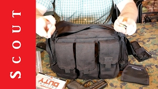 I review the excellent 5.11 Bail Out Bag that I have had for approximately 10 years!  This bag is perfect for law enforcement, preppers, or hunters.  Easily carry the gear you need for anything from active shooter situations to a day in the field hunting.5.11 Bail Out Bag http://amzn.to/2nnIA09Subscribe! https://goo.gl/hUkvRHHelp support the channel!https://www.patreon.com/scouttacticalMystery Ranch Packs!http://www.avantlink.com/click.php?tt=ml&ti=625413&pw=218037Moosejaw Camping Gear!http://www.avantlink.com/click.php?tt=ml&ti=722&pw=218037Brownells - Guns and Parts!http://www.avantlink.com/click.php?tt=ml&ti=2203&pw=2180371-800 Guns and Gear - Guns / Ammo Online!http://www.avantlink.com/click.php?tt=ml&ti=611351&pw=218037Black Ovis - Best Hunting Gear!http://www.avantlink.com/click.php?tt=ml&ti=210209&pw=218037Lifestraw Water Filterhttp://www.avantlink.com/click.php?tt=ml&ti=553427&pw=218037BattlBox Subscription!http://www.avantlink.com/click.php?tt=ml&ti=461361&pw=218037Web: http://www.scouttactical.com