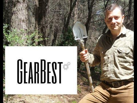 Pala da sopravvivenza della GearBest