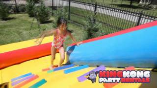 13ft Water Slide with Pool - Kid Friendly Discounted Water Fun