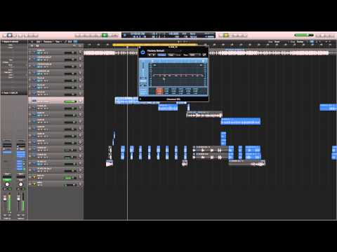 Mixing Grime / Rap Vocals – Logic Pro X – Part 1