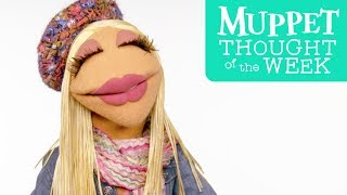 Every Monday, The Muppets bring you their wise, uplifting, and downright hilarious Thought of the Week. Today, Janice delivers a dose of life advice.Subscribe for all new videos from The Muppets! ► http://di.sn/6002BJA1nWatch more of the best moments, music videos, and laughs from The Muppets! ► http://di.sn/6007BJ79RGet more from The Muppets!Disney: http://disney.com/muppetsFacebook: https://www.facebook.com/MuppetsTwitter: https://twitter.com/TheMuppetsInstagram: http://www.instagram.com/themuppetsWelcome to the Official YouTube channel for The Muppets! This channel is home to your beloved group of Muppet friends: Kermit the Frog, Miss Piggy, Fozzie Bear, Gonzo the Great, Animal, Beaker, The Swedish Chef, and more! Subscribe for some of your favorite and best film and television clips from The Muppets, as well as music covers and brand new comedy sketches.Check out exclusive Muppet parodies, Muppet music videos, Muppet song covers, comedy sketches, and more! Join in the fun with original Muppet comedy shows, TV promos, and charity PSAs.