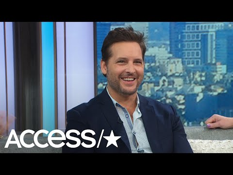 Peter Facinelli Says He 'Ruined' 'Twilight' For His Teenage Daughters | Access