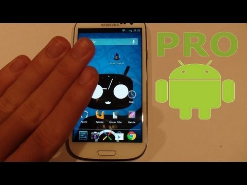 Controlar Android sin tocarlo // Pro Android