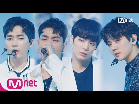 [NU'EST W - HELLO] Special Stage | M COUNTDOWN 170817 EP.537 (видео)