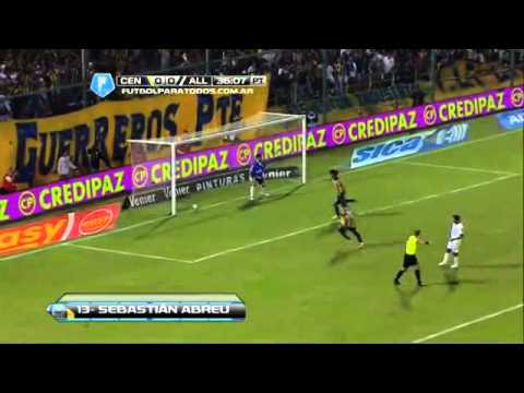 Rosario Central 2 - All Boys 0