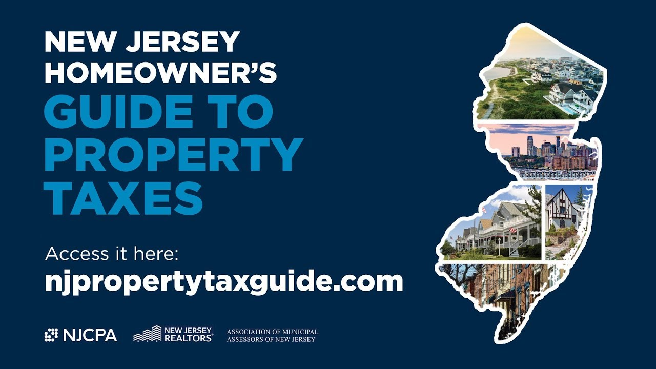 Introducing the New Jersey Homeowner's Guide to Property Taxes