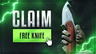 I Tried To Get A CS:GO Knife For $0. (This Is What Happened)