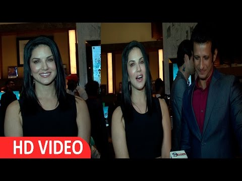 INTERVIEW WITH SUNNY LEONE AND SHARMAN JOSHI FOR FILM DAY'S OF TAFREE