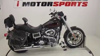 8. 2014 Harley Davidson FXDL DYNA Low Rider @ iMotorsports - A1655