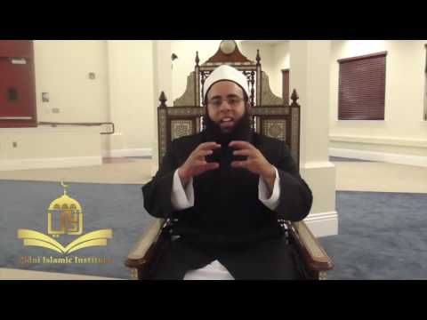 What is Zidni Islamic Institute? | Sh. Ahmed Khater